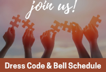 Elementary News Item 1 Dress Code & Bell Schedule Review