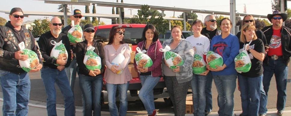 PTC receiving turkeys from ABATE Local 24