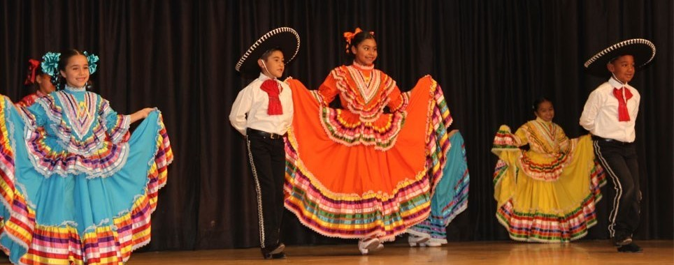 Multicultural Day Dancers