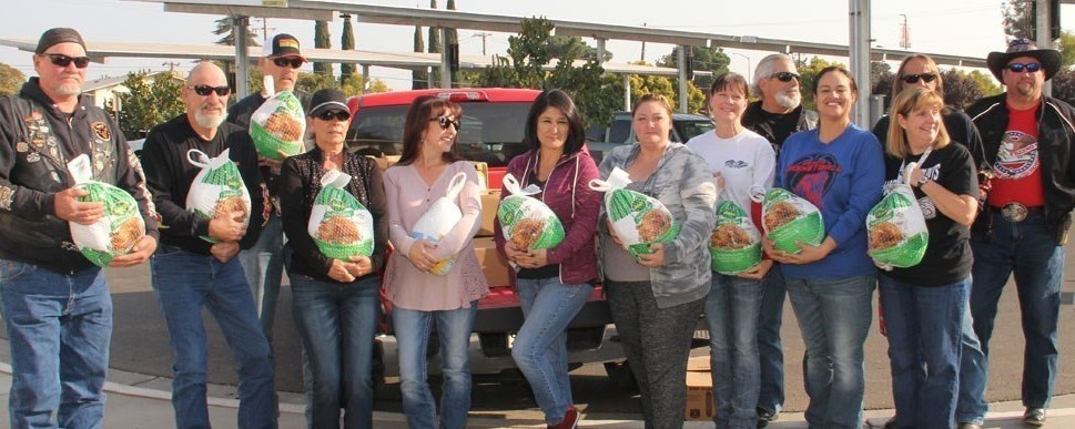 PTC receiving turkeys from ABATE Local 24