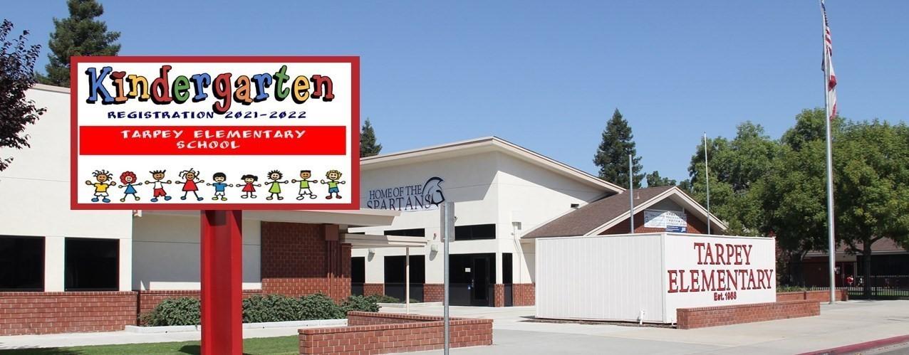 tarpey kinder registration pic
