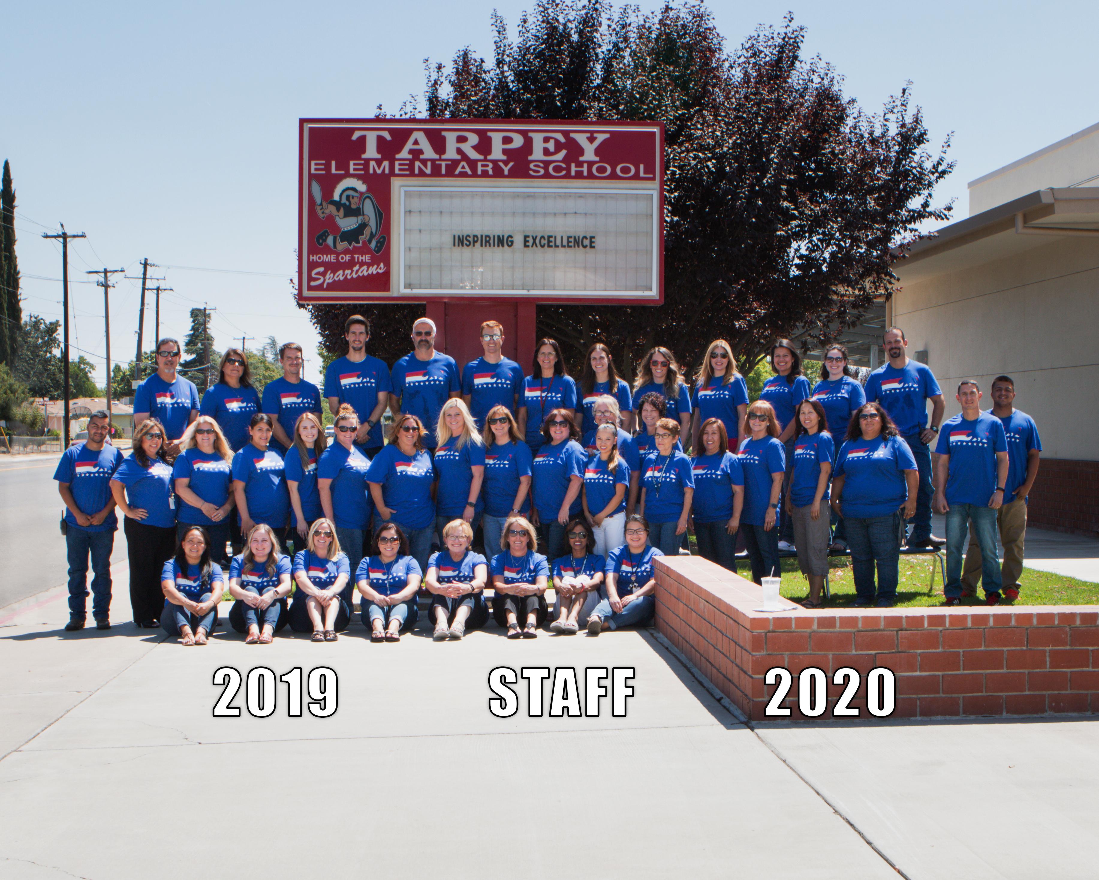 2018 2019 staff